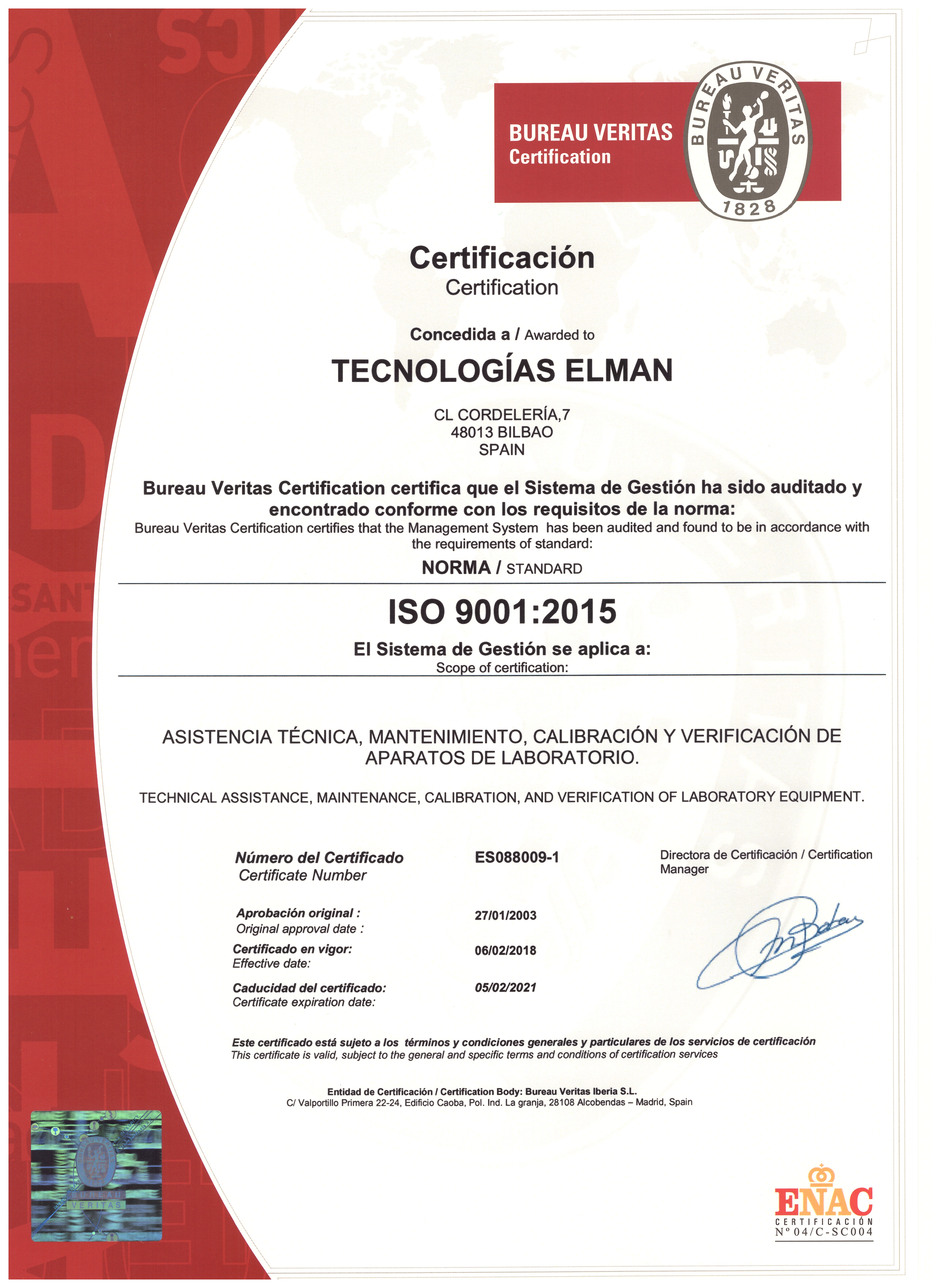 ISO 9001 2015 18
